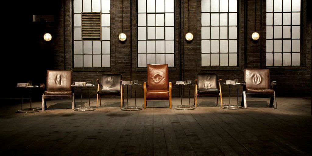 Dragon's Den chairs