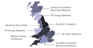 national grid electricity distribution